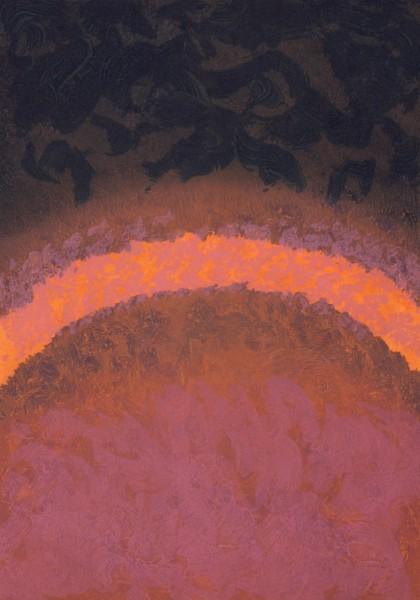 Anne Madden, Aurora Borealis II, 2005