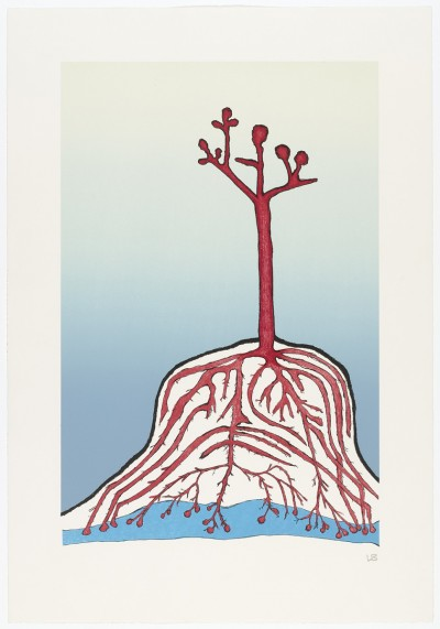 The Ainu Tree by Louise Bourgeois