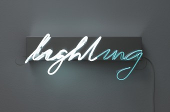 Lighting by Brigitte Kowanz