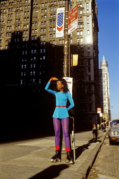 Willy Spiller, Edna on Wheels, New York, 1979