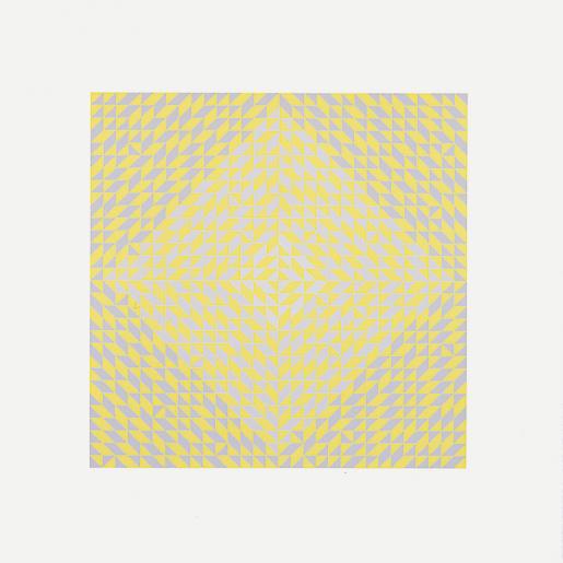 Anni Albers, Do II, 1973