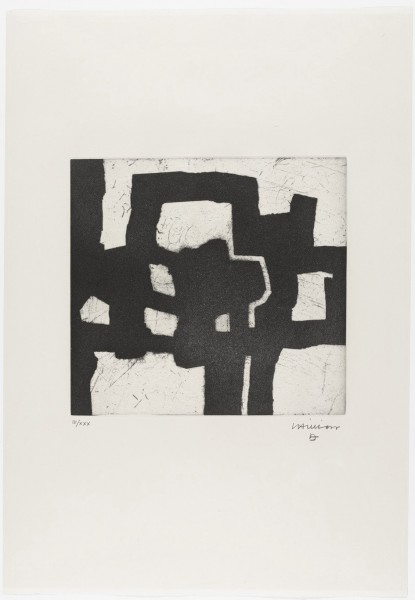 Eduardo Chillida, Homage to Picasso, 1972