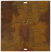 Rusty Signs - Dead End 3