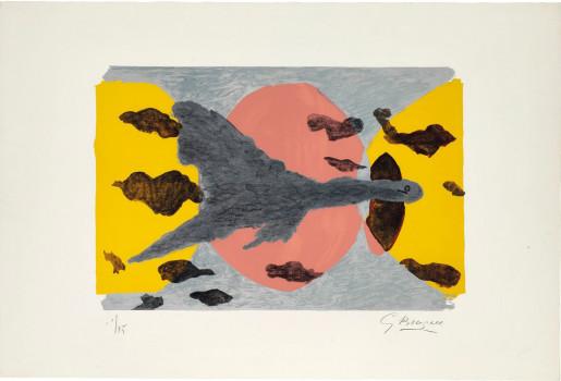 Georges Braque, Equinoxe, 1962