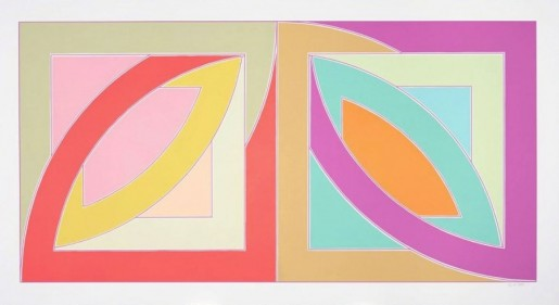 Frank Stella, Bonne Bay, from Newfoundland series, 1971