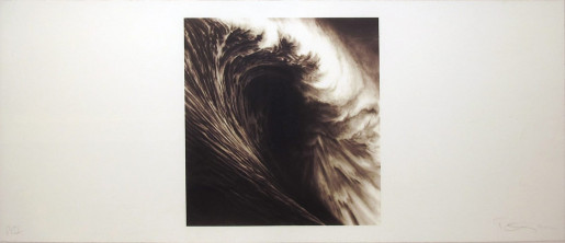 Robert Longo, Untitled #1 Wave, 2000