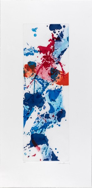 Sam Francis, Untitled, 1983