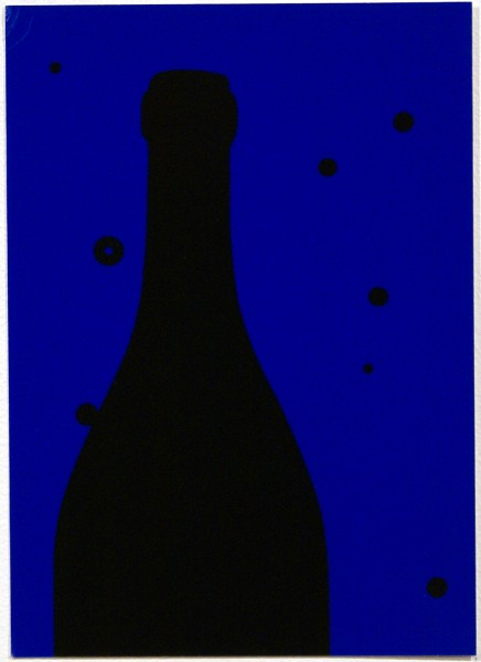 "Patrick Caulfield, Night Sky (from ""Eighteen Small Prints""), 1973"