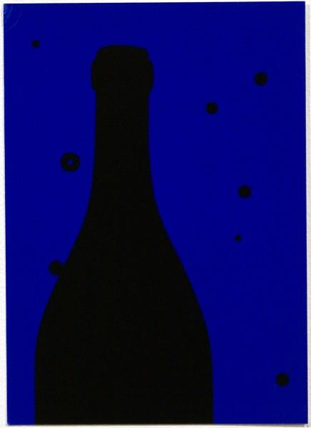 "Patrick Caulfield, Night Sky (from ""Eighteen Small Prints""), 1973"