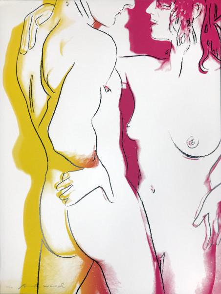 Andy Warhol, Love II.311, 1983