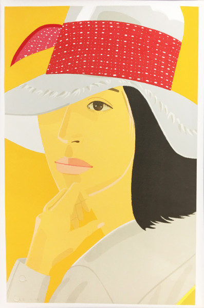 Alex Katz, Red Band, 1979