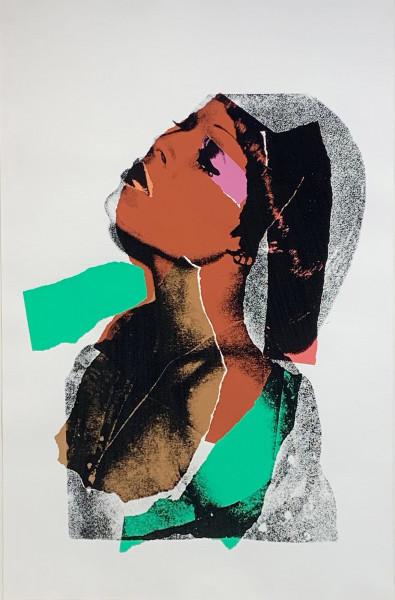 Andy Warhol, Ladies and Gentelmen (FS II.131), 1975