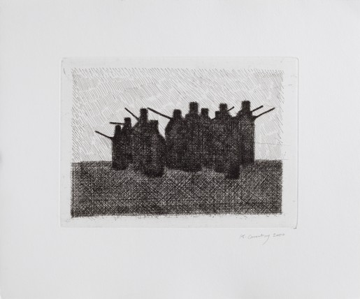 Keith Coventry, Crack Pipes I, 2006