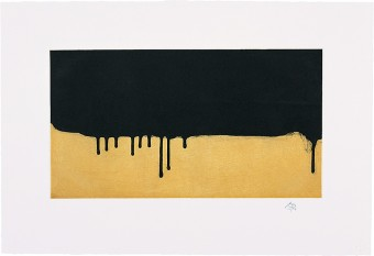 Riverrun by Robert Motherwell