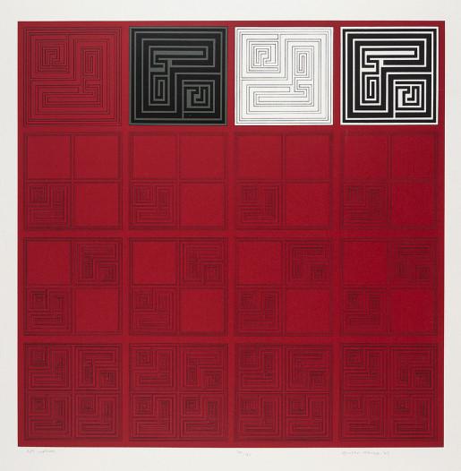 Gordon House, Red Matrices, 1967-1968