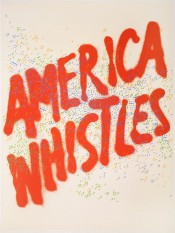 "America Whistles, from the Portfolio ""America: The Third Century"""