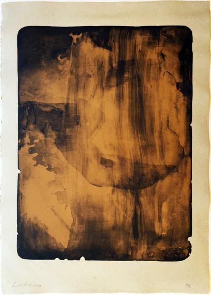 Helen Frankenthaler, Bronze Smoke, 1978