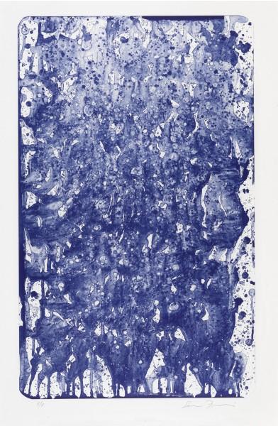 Sam Francis, Untitled, 1972