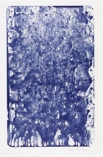 Sam Francis, Untitled, 1972