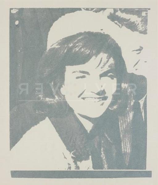 Andy Warhol, Jacqueline Kennedy I (Jackie I) (FS II.13), 1966