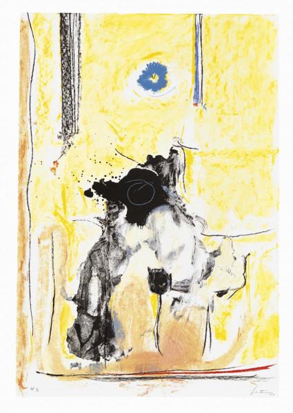 Helen Frankenthaler, Madame de Pompadour, 1985-1990