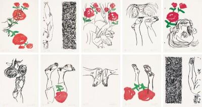 Georg Baselitz-Signs