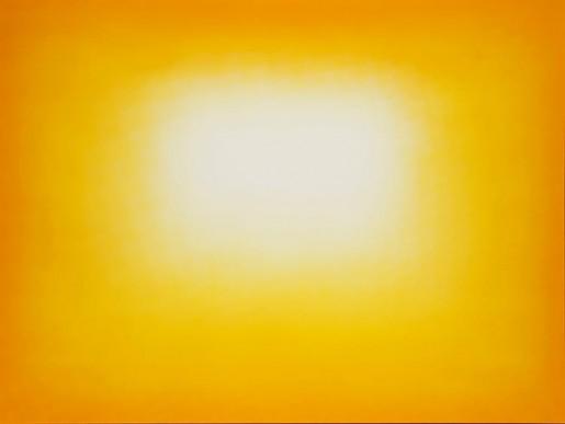 Anish Kapoor, Shadow IV (Yellow), 2011