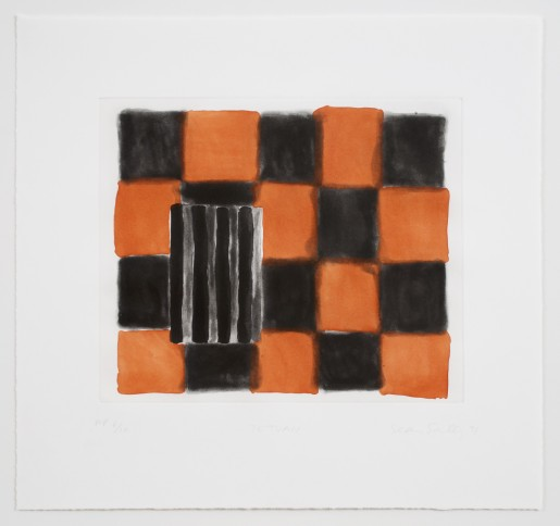 Sean Scully, Tetuan, 1991