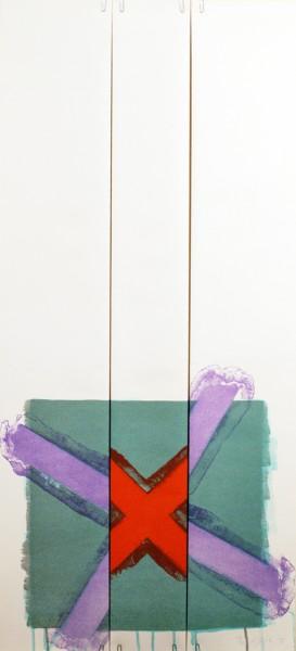Richard Smith, Two of a Kind IIIa, 1978