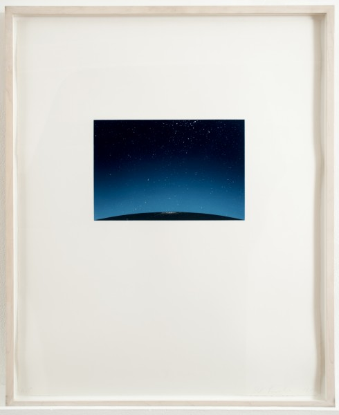 Ed Ruscha, Any Town in the U.S.A., 1981