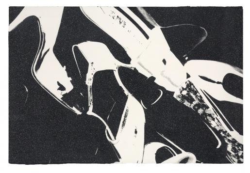 Andy Warhol, Shoes (FS II.255), 1980