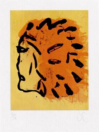 Injun Foster by Claes Oldenburg