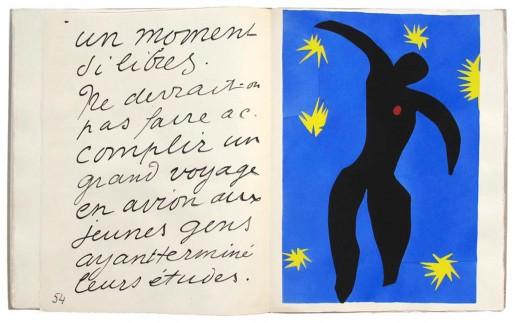 Henri Matisse, Jazz Portfolio, 1947