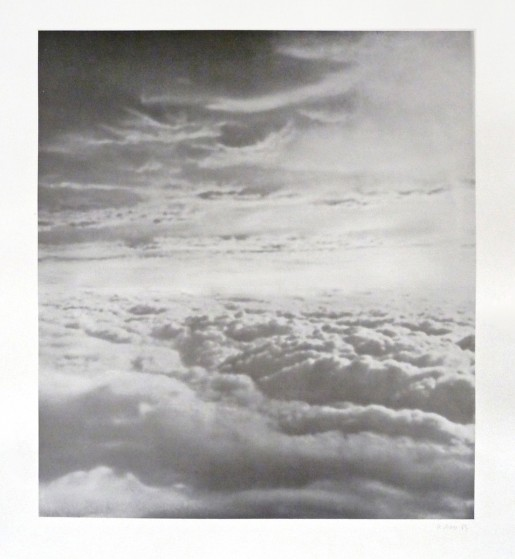 Gerhard Richter, Clouds | Wolken, 1969