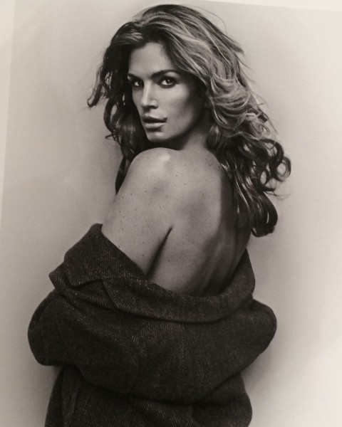Vincent Peters, Cindy Crawford, 2014