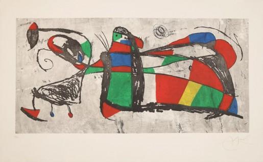 Joan Miró, Tres Joan, 1978
