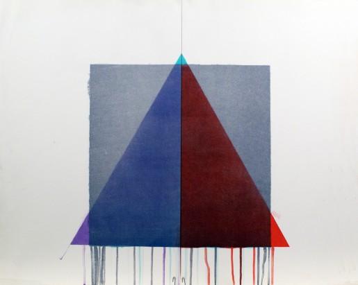 Richard Smith, Three of a Kind A, 1978