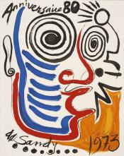 From « L'Émerveillé merveilleux, Hommage à Joan Miró »