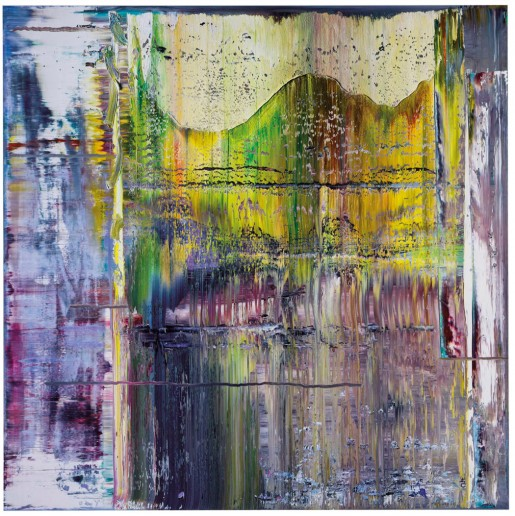 Gerhard Richter, Haggadah (P2), 2014