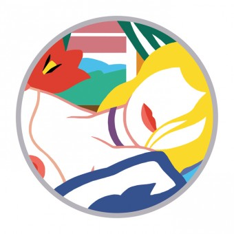 Blonde Vivienne by Tom Wesselmann