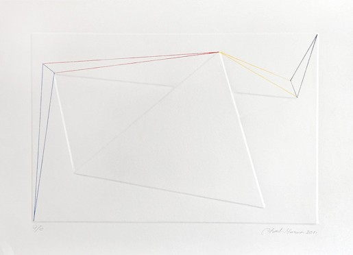 Charles Hinman, Gems Suite, 2014