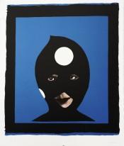Warhol's Pawns - Blue