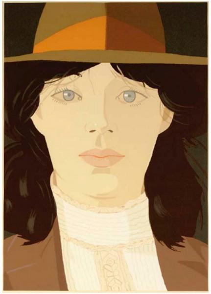 Alex Katz, The Orange Band, 1979