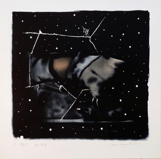 James Rosenquist, Star Thief, 1986