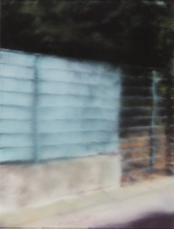Fence (P13) by Gerhard Richter