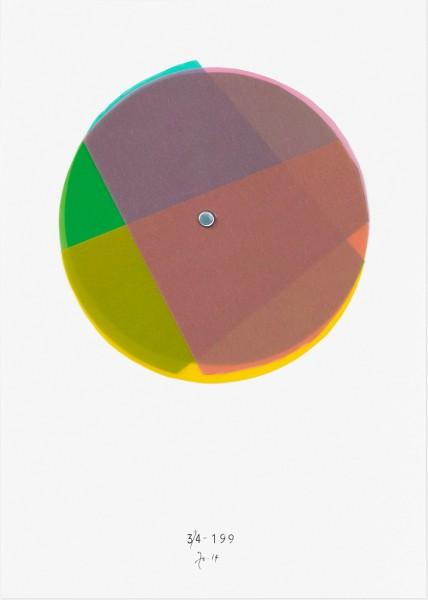 Beat Zoderer, 3/4 Kreis Exzenter, 2014