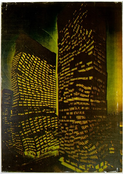 Pol Bury, Park Avenue, 1966
