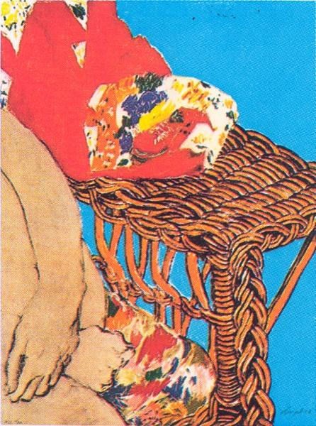 George Segal, G.S. 9, 1978