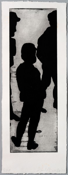 Donald Baechler, Boy's life, 2007