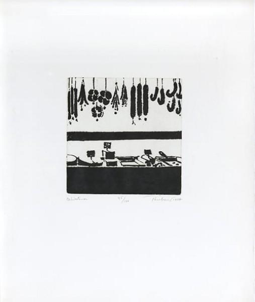Wayne Thiebaud, Delicatessen, 1964